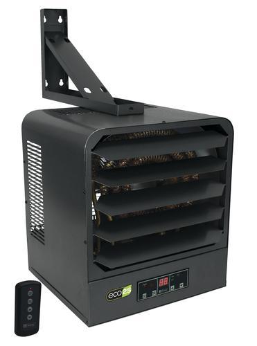 King Electric 240v Heavy Duty Digital Electric Garage Heater At Menards