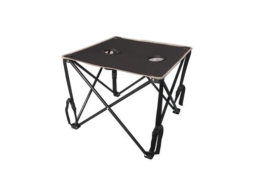 guidesman quad folding patio table at