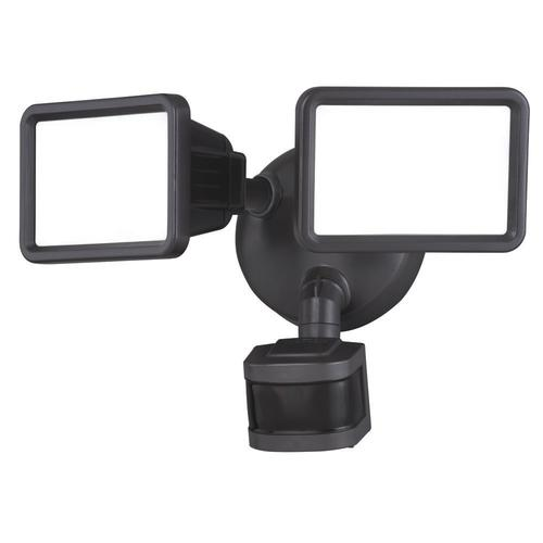 dualux led dual head motion sensor