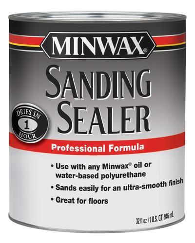 Minwax Sealer Stain