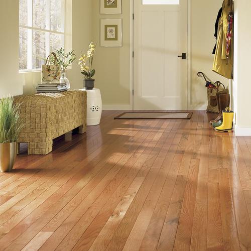 Great Lakes Wood Floors 34 x 3 Oak Solid Hardwood