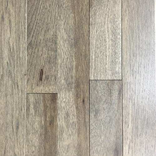 Great Lakes Wood Floors 34 x 3 Pebble Stone Hickory Solid