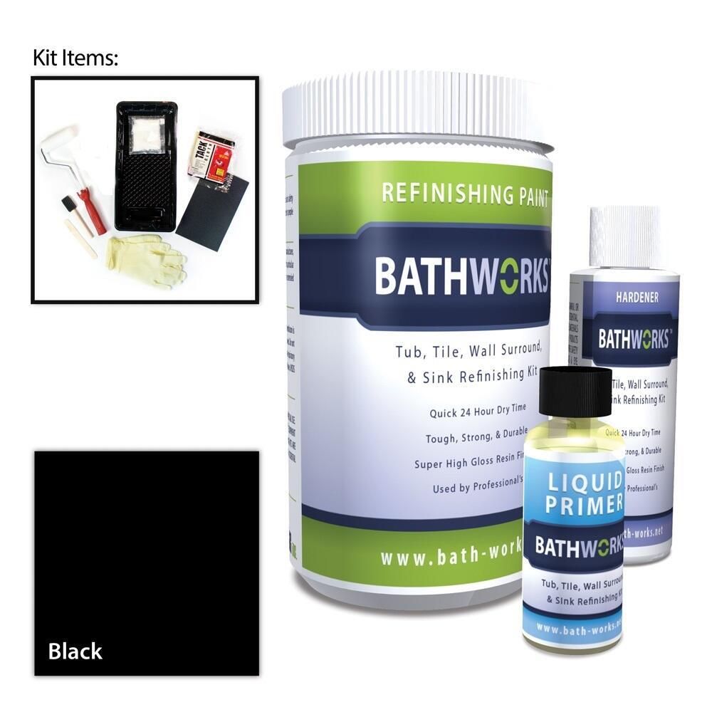 tile refinishing paint kit