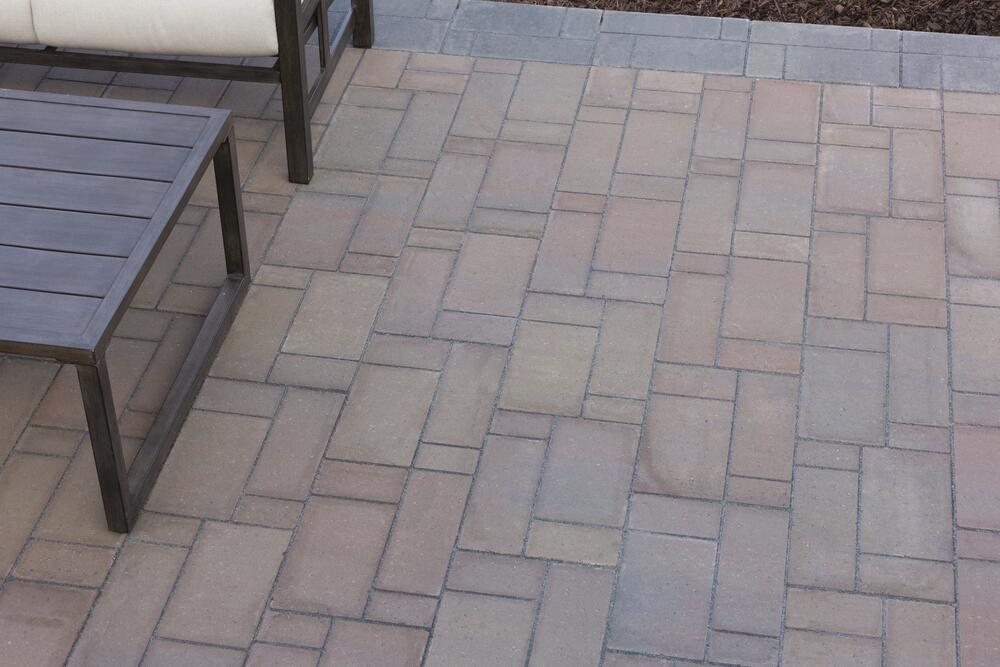 12 x 16 ez walk patio block at menards