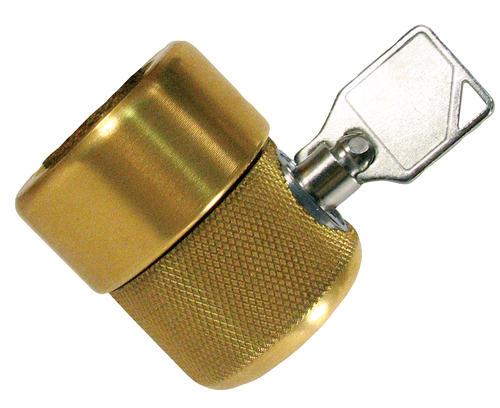 nibco outdoor faucet lock at menards