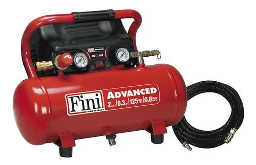2 Gallon 125 Psi Portable Electric