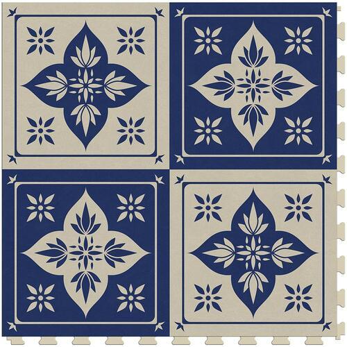 floating luxury vinyl tile