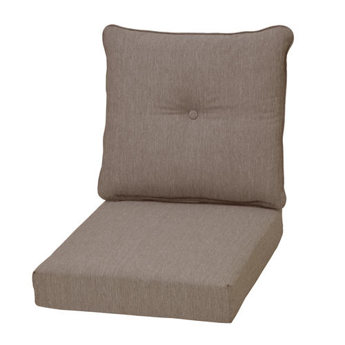 windsor taupe solid deep seating patio