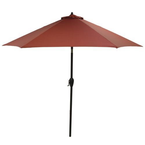 Backyard Creations 9 Ashland Solid Patio Market Umbrella at Menards