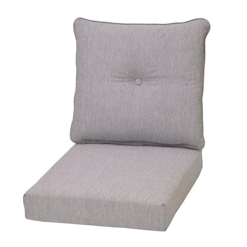 pacifica solid deep seating patio chair