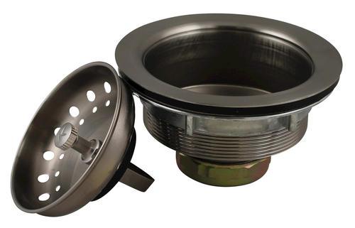 stainless kitchen sink strainer basket
