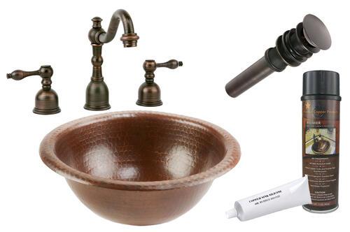 premier copper products round copper