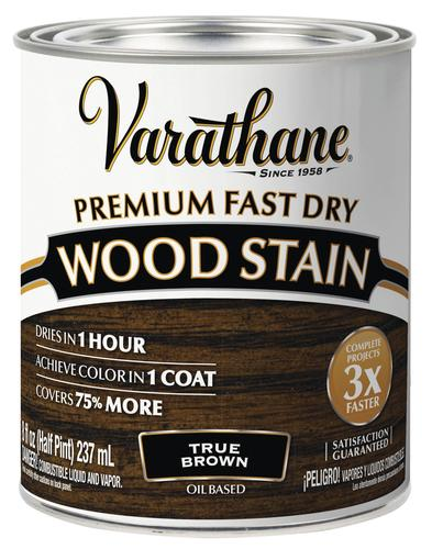 How Long For Wood Stain To Dry