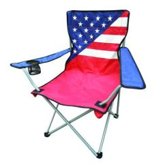 Fold Out Lawn Chair Covers 4 You Guidesman Patriotic Folding Quad Patio At Menards Chairs Tables
