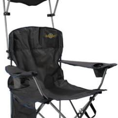 Chair With Shade Canopy 1800 Koken Barber Guidesman Quad Assorted Colors At Menards Folding Lawn Chairs Tables