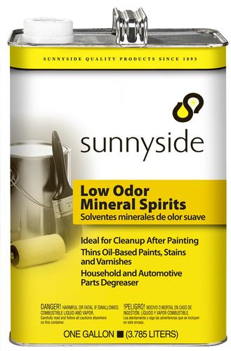 Mineral Spirits Paint Thinner