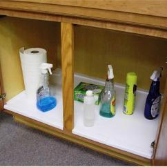 Kitchen Sink Cabinets Organizing Vance 36 Base Liner Tray At Menards