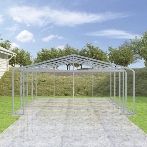 Versatube Front Enclosure Frame At Menards