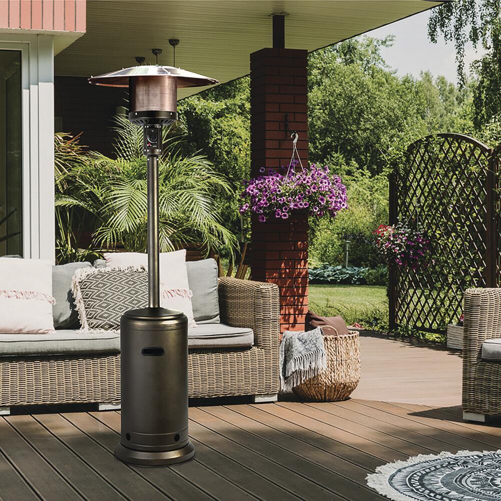 46 000 btu propane outdoor patio heater