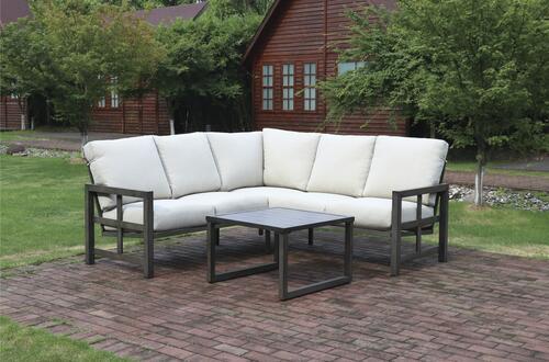 sectional seating patio set at menards