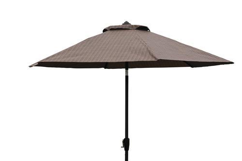 Backyard Creations Sedona 9 Patio Market Umbrella at Menards