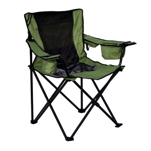 folding quad chair butterfly replacement covers australia b cool assorted colors at menards