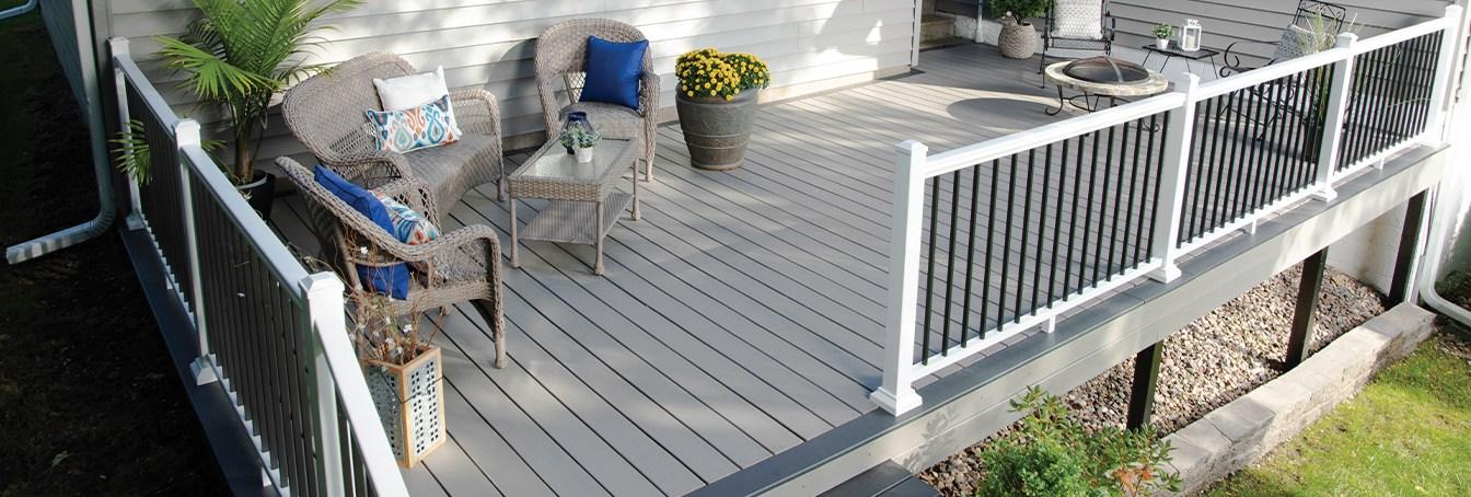 Exterior Railings Gates At Menards® | Outside Steps For Sale | Wood | Iron | Handrail | Pensacola | Door