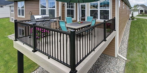 Exterior Railings Gates At Menards® | Iron Handrails Near Me | Iron Balusters | Gates | Fence | Stair Parts | Iron Stair Railings