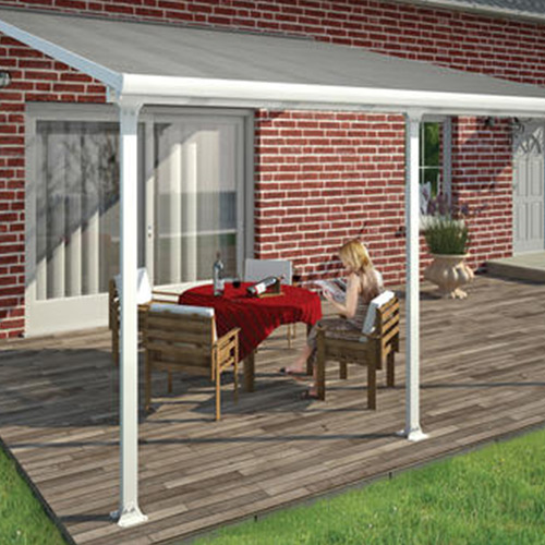 patio structures at menards