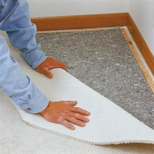 Carpet Padding Buying Guide At Menards®   Best Carpet Padding For Stairs   Landing   Moisture Barrier   Install   Flooring   Wooden Stairs