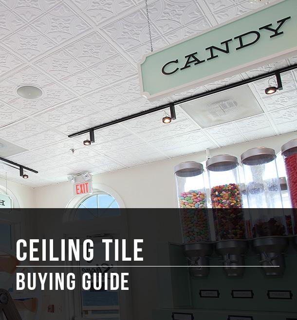ceiling tile buying guide at menards