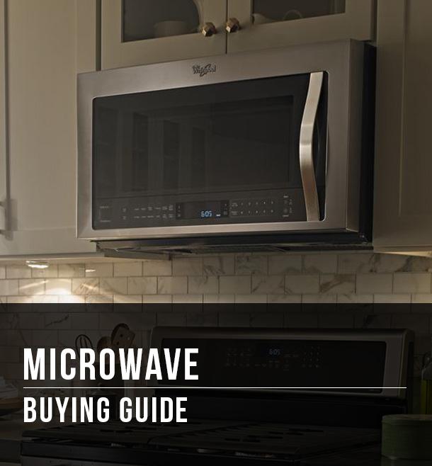 microwave buying guide at menards