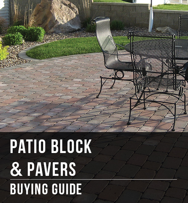 patio block pavers buying guide at