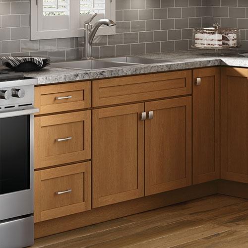 kitchen cabinets at menards