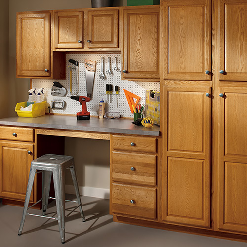 Kitchen Cabinets at Menards