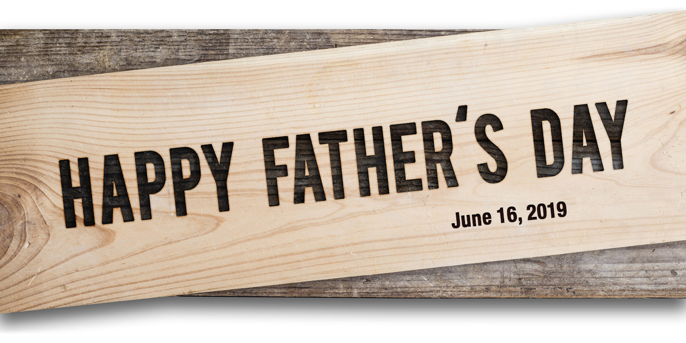 Fathers Day at Menards