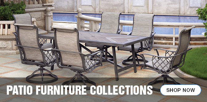 folding lawn chairs ontario high office patio furniture at menards collections shop now