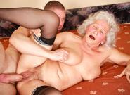 Grandmas Hairy Pussy   Marinoka