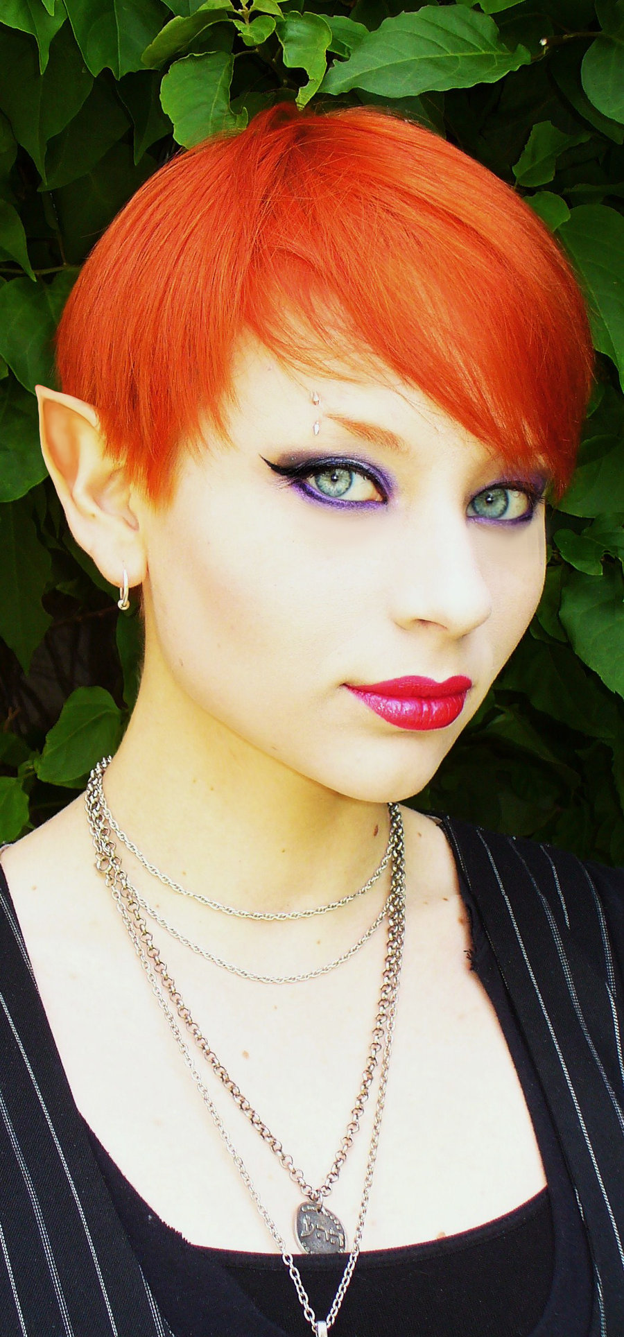 Download Wallpaper Beautiful Girl Elf Woman Photo