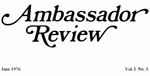 ambassador-review
