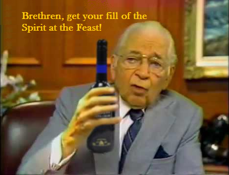 Get Your Fill of the Spirit