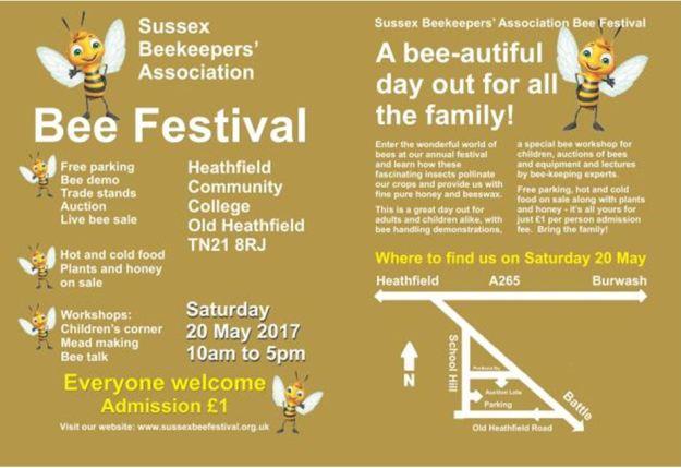 Bee Festival 2017