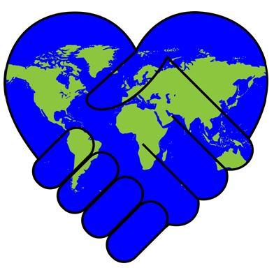 Glory picture - global handshake
