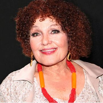 Cleo Laine for I fooled her and startled the star