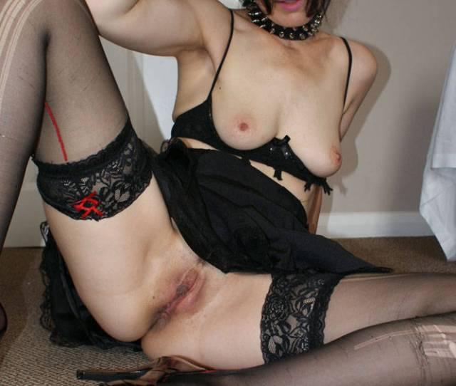 Pic 1 Milf Slut Big Tits High Heels Amateurs Lingerie Stockings