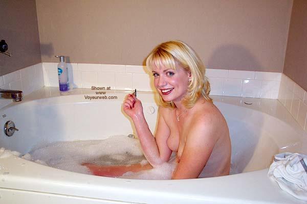 Sitting In Bath  November 2002  Voyeur Web Hall of Fame
