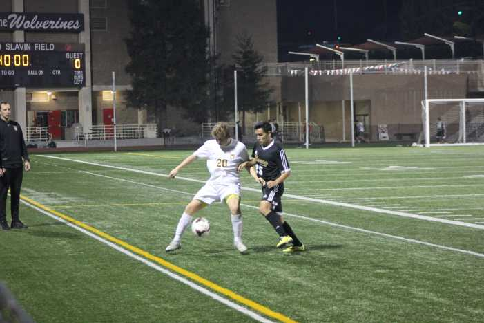 Boys' Soccer looking at positive season