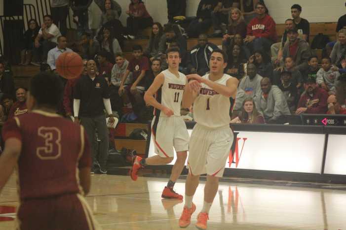 Boys' Basketball has high hopes for upcoming season