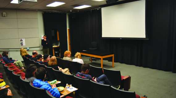 Walch to host film showings on weekends