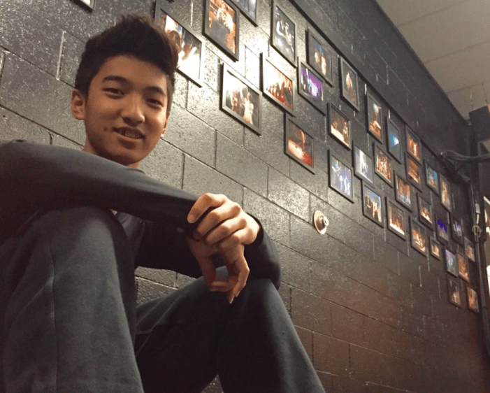 Justyn Chang '18 brings K-pop to Los Angeles